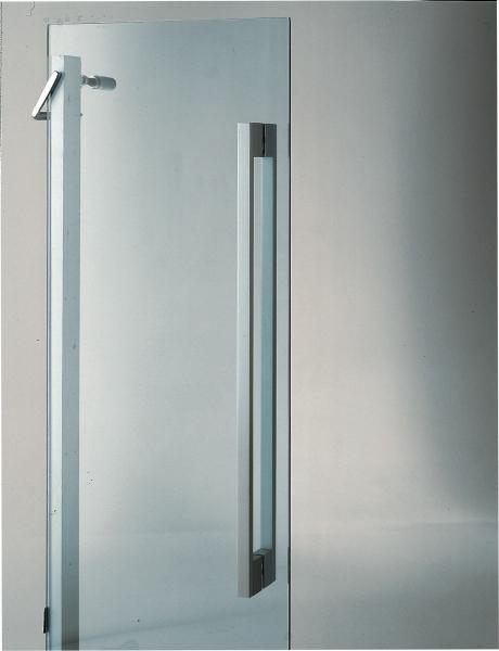 Parete divisoria doppio vetro metrica s etoile - Maniglie porte vetro ...